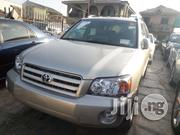 New Toyota Highlander 2005 Gold | Cars for sale in Oyo State, Ibadan