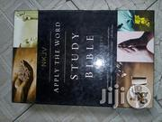 Apply The Word Study Bible   Books & Games for sale in Lagos State, Surulere