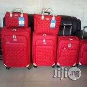 4 Trolley Luggage and Set 2 Kit | Bags for sale in Lagos State, Ikeja