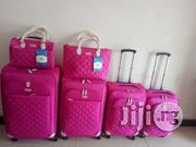 Quality Trolley Luggage 6 Set | Bags for sale in Lagos State, Ikeja