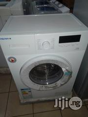 BRAND NEW Polystar 5kg Washing Machine Front Loader PV-TWF5KG | Home Appliances for sale in Lagos State, Ojo