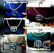 Gucci Velvet Feel Ladies Hand Bag | Bags for sale in Lagos State, Lagos Mainland