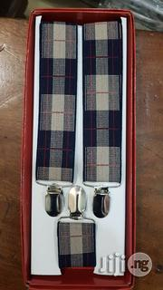 Designer Suspender OR Cross Belts   Clothing Accessories for sale in Lagos State, Lagos Mainland