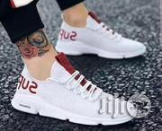 Sup Supreme Lace Up Unisex Sneakers | Shoes for sale in Lagos State, Lagos Mainland