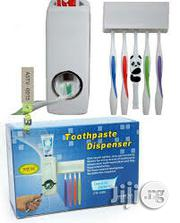 Touch Me Auto Toothpaste Dispenser & Brush Holder.; | Home Accessories for sale in Lagos State, Lagos Island