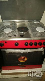 Polystar Gas Cooker (4gas 1electric ) | Kitchen Appliances for sale in Lagos State, Lekki Phase 1