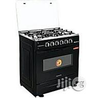 Polystar 5gas Burners Standing Cooker With Oven Grill(-Bbc80gg5a )   Kitchen Appliances for sale in Lagos State, Ojo