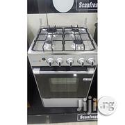 Brand New Scanfrost Gas Cooker 50X50 Sfc5402 INOX | Kitchen Appliances for sale in Lagos State, Ojo