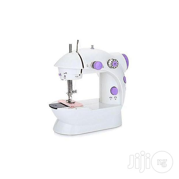 Mini Sewing Machine SM-202A With Foot Pedal