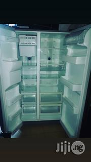 Samsung French Door Side By Side Refrigerator Ice Cube&Water Dispenser | Kitchen Appliances for sale in Lagos State, Ojota