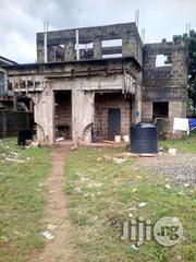 50x100 With Uncompleted Duplex for Sale at GRA Benin | Land & Plots For Sale for sale in Edo State, Benin City