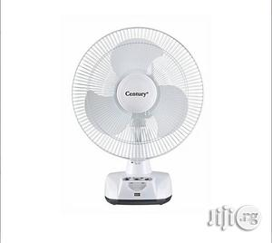 Century 12'' Rechargeable Table Fan FRCT-30-A