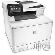 HP Color Laserjet PRO M477fdw Multifunction Printer | Printers & Scanners for sale in Lagos State, Gbagada