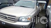Toyota Highlander 2007 Gold | Cars for sale in Lagos State, Lagos Mainland