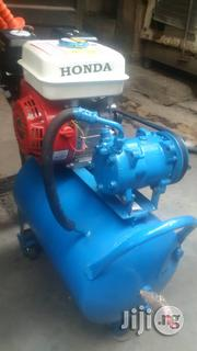 Vulcanizer/Painting Gasoline Compressor Machine | Hand Tools for sale in Lagos State, Lagos Island