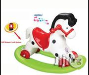 Rocking Horse And Bouncer | Children's Gear & Safety for sale in Rivers State, Obio-Akpor