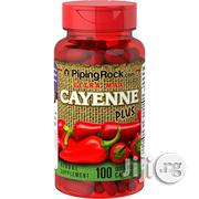 Cayenne Pepper For Digestion, Weight Loss, Migraines, Pains And More | Vitamins & Supplements for sale in Lagos State, Victoria Island