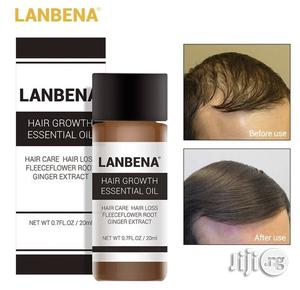 Lanbena - Fastest Natural Hair Beard Growth Oil