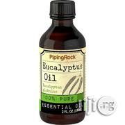 Pure Eucalyptus Essential Oil 59ml | Skin Care for sale in Lagos State, Victoria Island