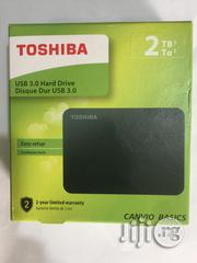 2TB External Hard Drive Toshiba | Computer Hardware for sale in Lagos State, Ikeja