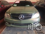 Tokunbo Mercedes Benz C350 2008 Green | Cars for sale in Lagos State, Ikeja