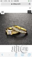 Wedding Couple Ring Engagement Rings Set (2 Pcs) | Wedding Wear for sale in Port-Harcourt, Rivers State, Nigeria