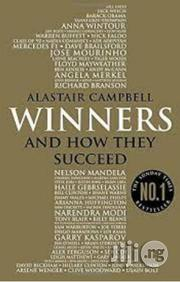 Winners And How They Succeed | Books & Games for sale in Lagos State, Surulere
