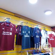 Authentic 2018/2019 Clubside Jersey With Free Customizing | Clothing for sale in Akwa Ibom State, Uyo