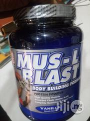 Mus-L Blast: Body Building Formula | Vitamins & Supplements for sale in Lagos State, Lagos Mainland