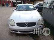 Mercedes Benz SLK 230 2002 Silver   Cars for sale in Lagos State, Ikeja