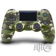 Playstation 4 Wireless Controller Green Camouflage | Video Game Consoles for sale in Lagos State, Ikeja