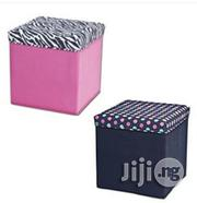 Ella Noble Collapsible Storage Box Sit Stool | Home Accessories for sale in Lagos State, Kosofe