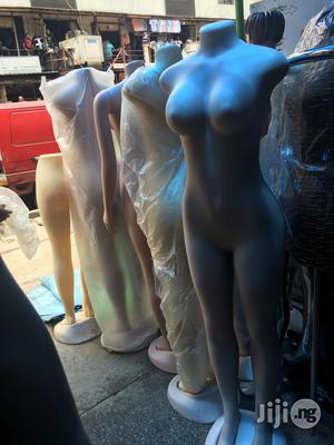 Headless And Armless Mannequin