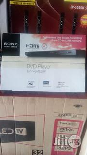 Sony Dvd With HDMI Port And Cable | Accessories & Supplies for Electronics for sale in Lagos State, Ojo