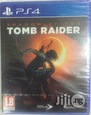 Shadow Of The Tomb Raider - PS4 | Video Games for sale in Lagos State, Surulere