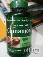 Cinnamon Pills | Vitamins & Supplements for sale in Lagos State, Lagos Mainland