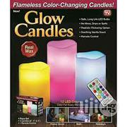 Generic Glow Candles With Remote Control | Accessories & Supplies for Electronics for sale in Lagos State, Lagos Island