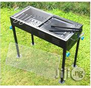 Grill Camping Cast Iron Stove With Oven Barbecue Grill   Camping Gear for sale in Lagos State, Lagos Island