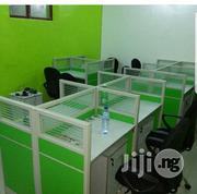 Office 4-Seater Workstation Table | Furniture for sale in Lagos State, Ikeja