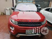Land Rover Range Rover Evoque 2013 Red | Cars for sale in Lagos State, Ikeja
