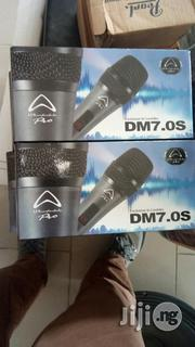 Wharfedale Pro Live Wired Dynamic Microphone DM7.0S | Audio & Music Equipment for sale in Lagos State, Ikeja