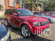 Land Rover Range Rover Sport HSE Lux 2012 Red | Cars for sale in Lagos State, Amuwo-Odofin