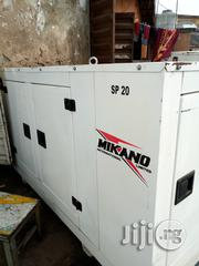 20kva Mikano Diesel Generator | Electrical Equipment for sale in Lagos State