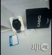 Casio Black Wristwatch. | Watches for sale in Lagos State, Surulere