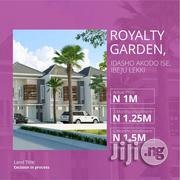 600sqm of Land At Royalty Garden Idasho Ibeju-Lekki For Sale. | Land & Plots For Sale for sale in Lagos State, Ajah
