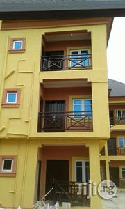 To Let 2bedroom Flat Up Stair at Last Bus Stop Ago Palace Okota, Lag | Houses & Apartments For Rent for sale in Lagos State, Oshodi-Isolo