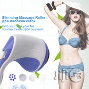 Full Relax Tone Spin Body Massager With 5 Headers Slimming Lose Weight | Massagers for sale in Lagos State, Ikeja