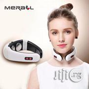 Electric Pulse Back And Neck Massager Infrared Heating Relief Tool | Massagers for sale in Lagos State, Ikeja