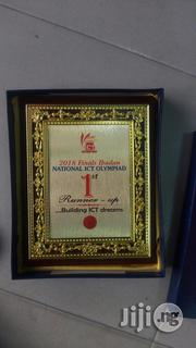 Award Plague With Printing   Legal Services for sale in Lagos State, Ikeja