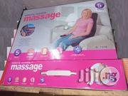 Robotic Cushion Massage Seat Vibrator | Massagers for sale in Lagos State, Surulere
